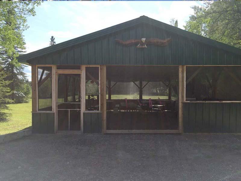 Cabin Rental Perrault Falls Northwestern Ontario
